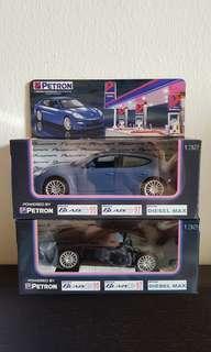 Petron Porsche Carerra S & Panamera