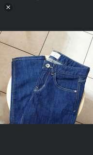 🚚 原色直統牛仔褲
