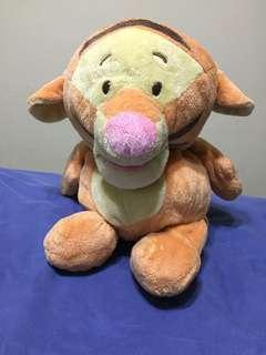 🚚 Tiger stuffed toy
