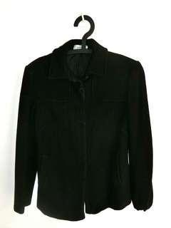 🚚 黑色大衣(厚)