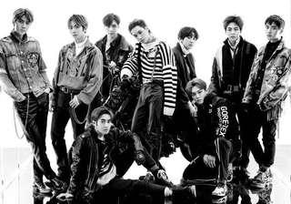 EXO official merch and album clearance