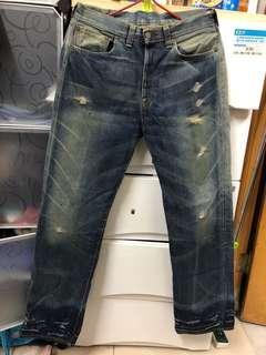 極罕Levi's LVC 50137-0135 Big E 古著牛仔褲