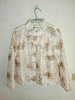 🚚 【唐明坊】中國復古風旗袍外套