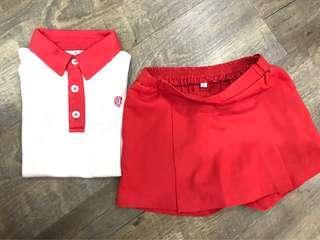 Preloved PCF Uniform x3 sets