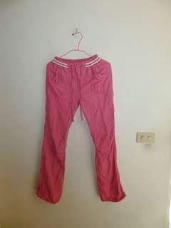 🚚 桃色運動褲