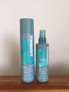 Brand New Toni&Guy Products