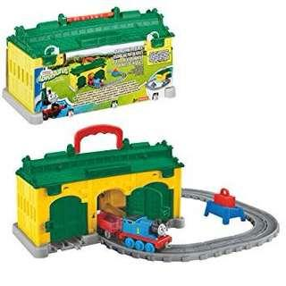 Thomas and Friends - Portable Timouth Sheds playset