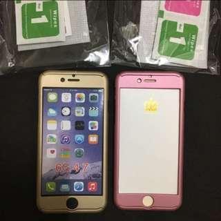 🚚 全新Iphone6/6s手機殼 (贈螢幕保護貼)