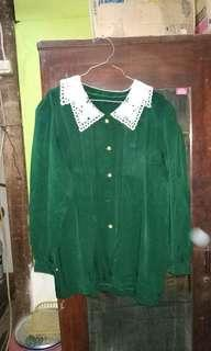 Kemeja Emerald