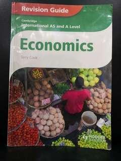 Economic Revision Guide A-Level