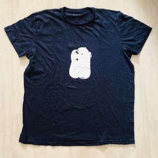 (READY STOCKS) we bare bear tshirt size XL