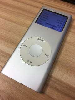 iPod Nano 2gb (2nd generation A1199)
