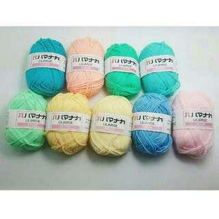 BN Korean Baby Yarns - All must go! $1 each 💕
