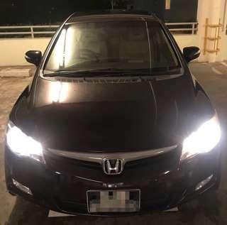 Honda Civic 1.3A Hybrid