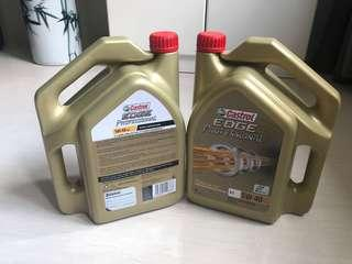 CASTROL EDGE PROFESSIONAL FST ENGINE OIL 4L 5W40 5W-40 BATCH 2018