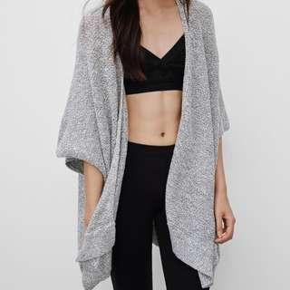 Aritzia Wilfred Iconic Cape Sweater Community