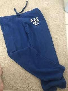 Abercrombie and fitch sweat pants