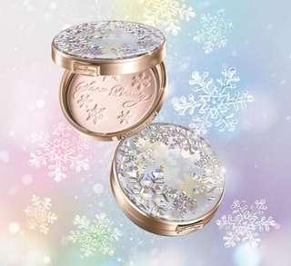 Shiseido Snow Beauty Face Powder 2018 #valentine gift #beauty50 #cny