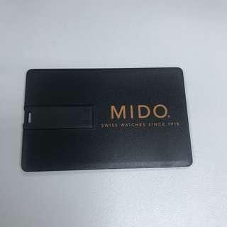 Mido 卡片 4GB usb