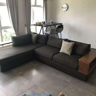 Selling Cellini L Shaped Sofa