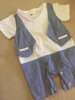 BABY BOY DAPPER SUIT