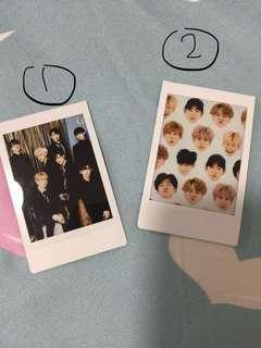 Got7 Polaroids