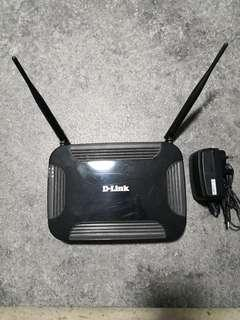 N Router with Wi-Fi Range Extender Package