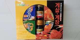 🔥優先訂🔥 YDK韓國蟹肉蟹膏禮盒