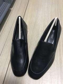 Nine West Black Loafer Shoes