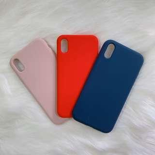 BN iPhone XR Silicone Case