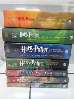 Novel Harry Potter Lengkap