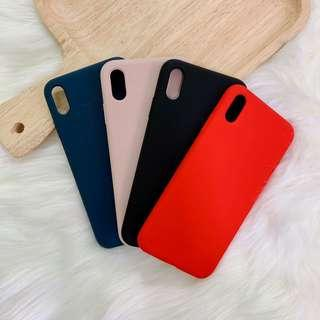 BN iPhone XS/ XS Max/ XR Silicone Case