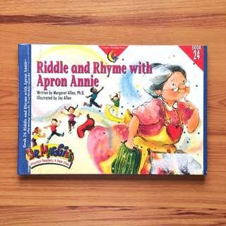 Riddle and Rhyme with Apron Annie