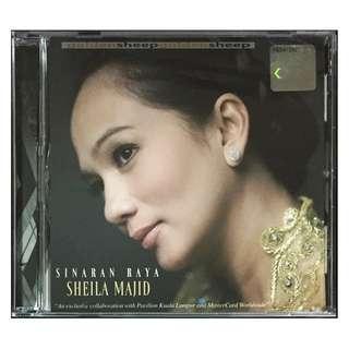 SHEILA MAJID - Sinaran Raya 2010 AN EXCLUSIVE PAVILION CD