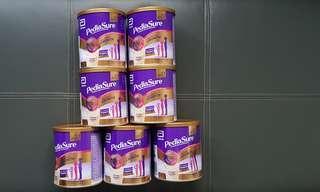 Pediasure Triple Sure Milk Powder Vanilla 400g