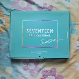 Seventeen 2016 Season's Greetings