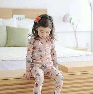 🚚 韓風秋冬兒童精緻居家服