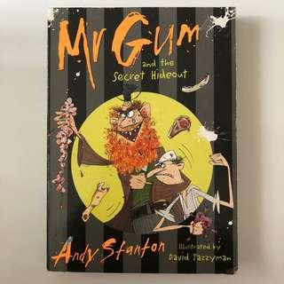 🚚 1. Mr Gum 2. Rules for Girls