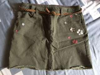 H&M Girls skirt 9-10Y