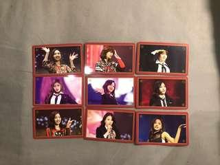 [incoming instock] Twice Once Begins DVD Photocards