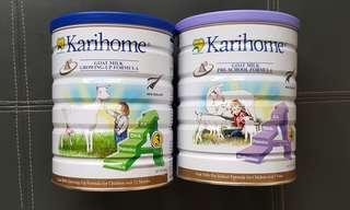Karihome Goat Milk Powder