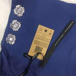 TudungPeople Rana LE Premium in Blue