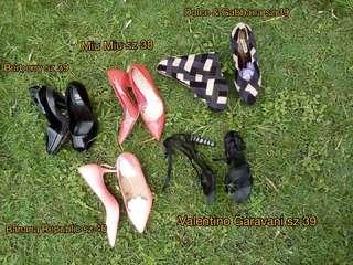 Affordable Authentic Luxury Heels Burberry Miu Miu Valentino Banana Republic Dolce & Gabbana