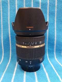 Tamron 17-50/2.8 Di VC Nikon
