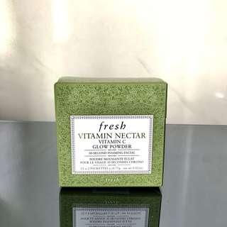 Brand New Fresh Vitamin Nectar Vitamin C Glow Powder