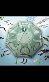 Fish Crab Net Trap Collapsible Fishing