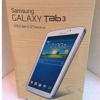 Galaxy Tab 3 tablet