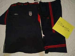 Setelan Training Umbro Official england  Not kaepa Adidas
