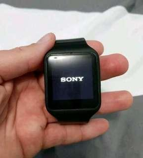 SONY SMARTWATCH 3 (LATEST MODEL) BLACK