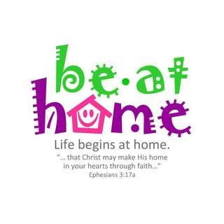 Be At Home Profile Page Home Services